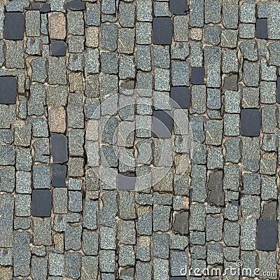 Free Stone Block Seamless Texture. Stock Image - 29277481