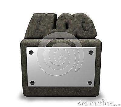 Stone blog