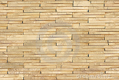 Stone bricks wall