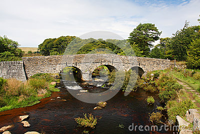 Stone Bridge in England