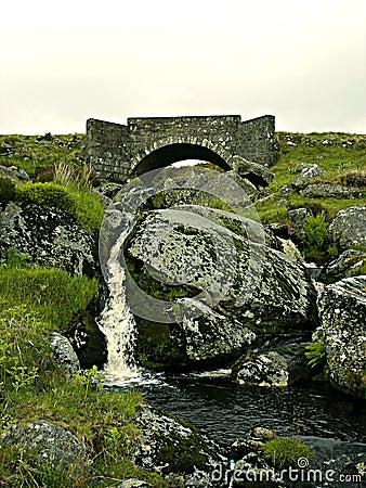 Stone Bridge Sally Gap Ireland