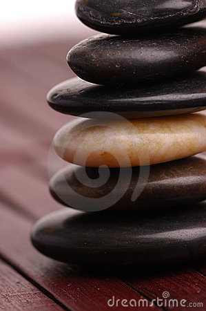 Free Stone Cairn Royalty Free Stock Photography - 428827