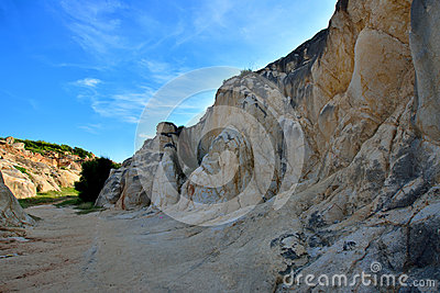Stone canyon, South of China