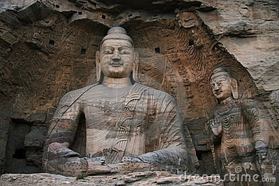 Stone Carving of Yungang Grottoes 101