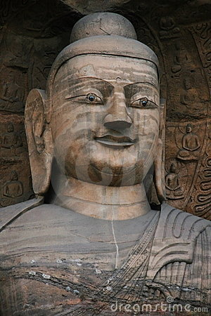 Stone Carving of Yungang Grottoes 102