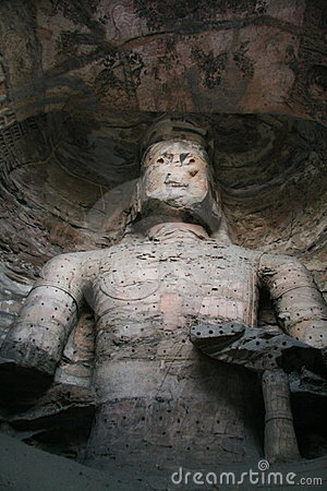 Stone Carving of Yungang Grottoes 91