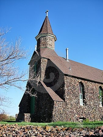Free Stone Church Stock Photography - 752582