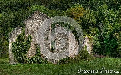 Stone Church Ruin