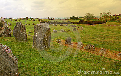 Prehistoric stone circles, Northern Ireland