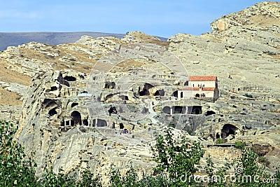 Stone city in Upliscikhe