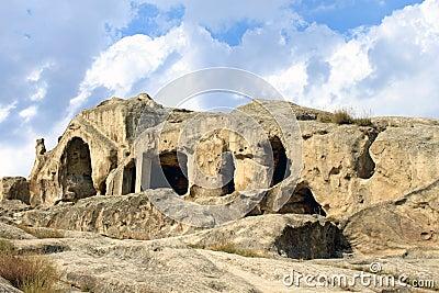 Stone city - Upliscikhe