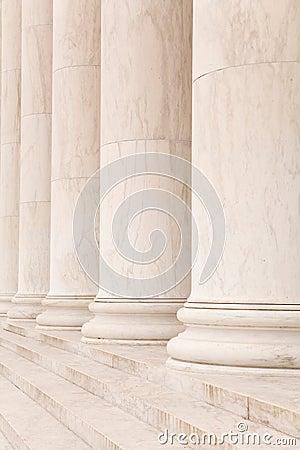 Free Stone Columns Stock Photography - 6251202
