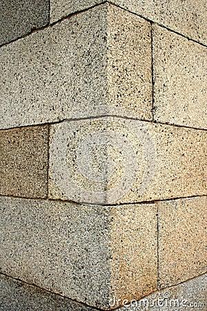 Free Stone Corner Stock Image - 3701191