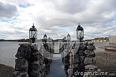 Stone Dock