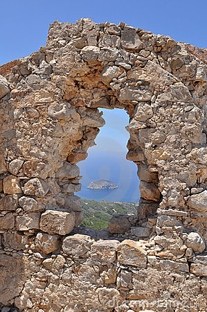 Stone dry wall