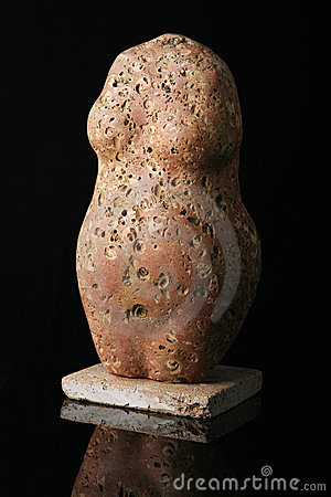 Stone Figure Royalty Free Stock Images - Image: 10929329
