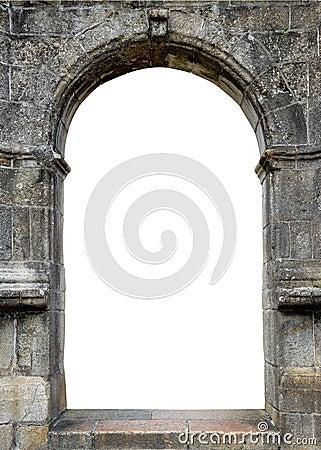 Free Stone Gate Stock Photo - 47056610