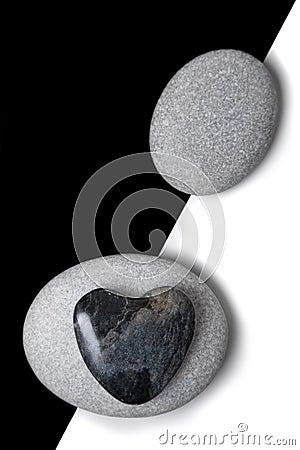 Stone Heart Art