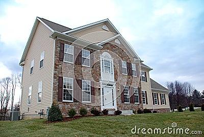 Stone Luxury Home 40