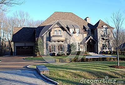 Stone Luxury Home 52