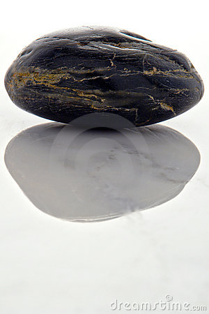 Stone on Marble or Between a Rock and a Hard Place