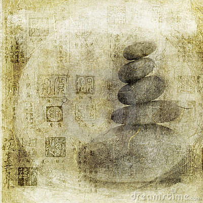 Free Stone Meditation Stock Photo - 8968150