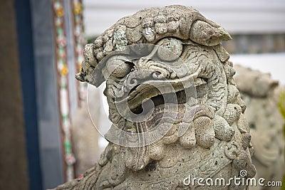 Stone monster