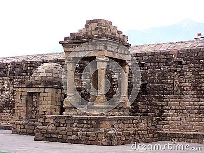 Stone monument
