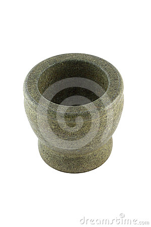 Stone mortar for crack ingredient