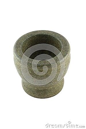 Stone mortar for crack ingredient