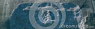Stone Mountain Park Civil War Memorial