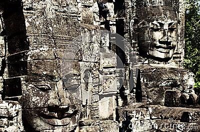 Stone murals
