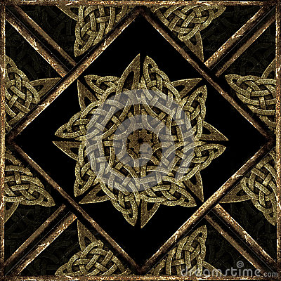 Free Stone Mystic Symbol Pattern Stock Photography - 40813962