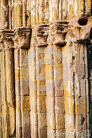 Free Stone Pillars Royalty Free Stock Image - 48139396