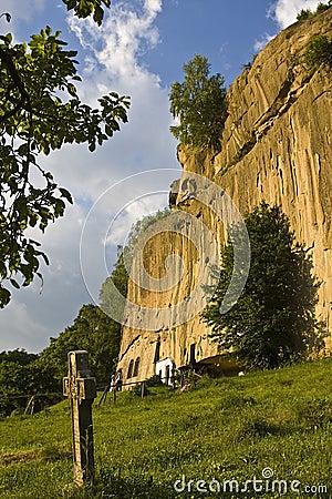 The Stone Ravens Monastery