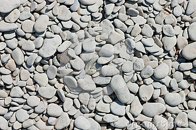 Stone shingle.