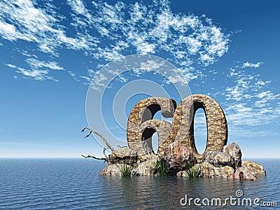 Stone sixty