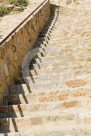 Free Stone Steps Stock Image - 46657171