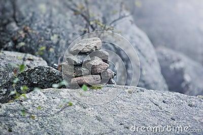 Stone still life