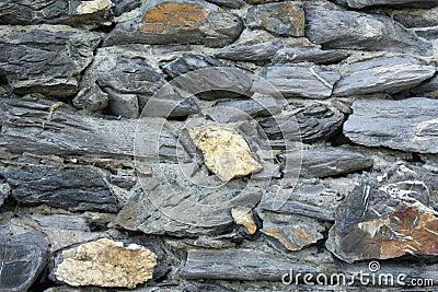 Stone on stones