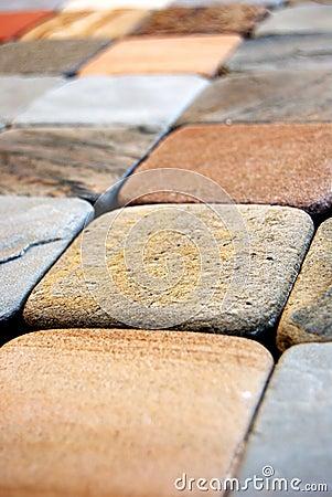 Free Stone Tiles Royalty Free Stock Image - 4790596