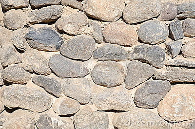 Stone Wall Horizontal