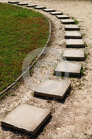 Stoned path