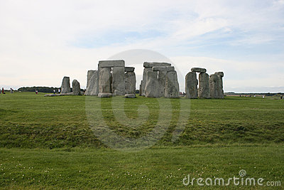 Αγγλία stonehenge