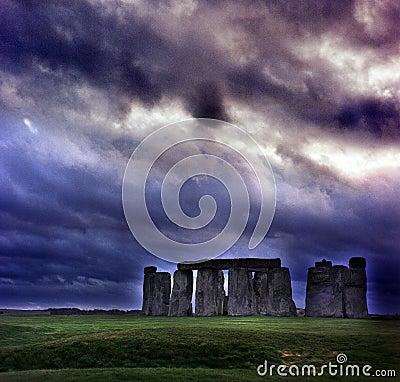 Free Stonehenge Stock Photos - 19807033