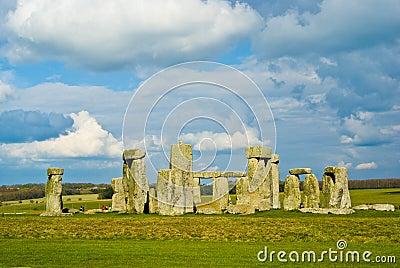 Stonehenge Editorial Image