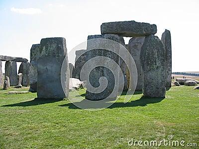 Stonehenge in August