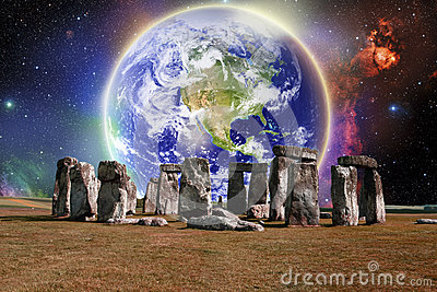 Stonehenge Earth