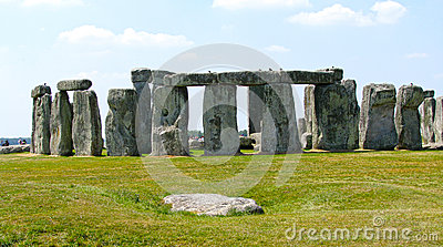 Stonehenge Editorial Stock Image