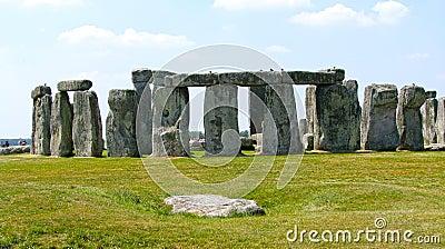 Stonehenge Editorial Stock Image